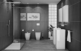 25 grey wall tiles for bathroom ideas and pictures glass shower