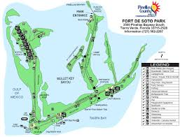 Map Of Clearwater Florida Fishing Piers St Petersburg Pinellas County Tampa Bay