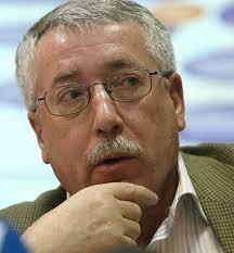 Ignacio Fernández Toxo carga contra las bancas alemana y francesa