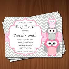 printable baby shower invitations for boys owl baby shower invitation baby shower invitations