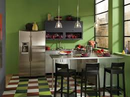 Best Colors To Paint A Kitchen Pictures  Ideas From HGTV HGTV - Good color for kitchen cabinets