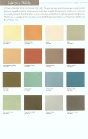 Color Swatches Paint by Best 25 Vintage Paint Colors Ideas On Pinterest Pastel Paint