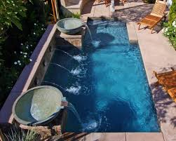 Swimming Pools Backyard by Small Swimming Pools Are Making A Return To Yard Designs