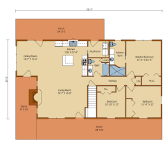 1 Bedroom Log Cabin Floor Plans by Feature Home Of The Month The Liberty Log Home