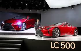 lexus lc convertible 2017 lexus lc 500 convertible reported coming in 2019 ultimate car blog