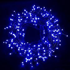 Blue Led String Lights by 24v Safe Voltage Green Cable 30m 200 Led String Lights Led Fairy