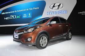 Salão do Automóvel – Hyundai mostra HB20X, Novo Santa Fe ...