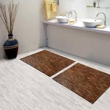 Teak Floor Mat Bathroom Mat Ideas