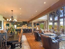 open kitchen living room simple best ideas about traditional open
