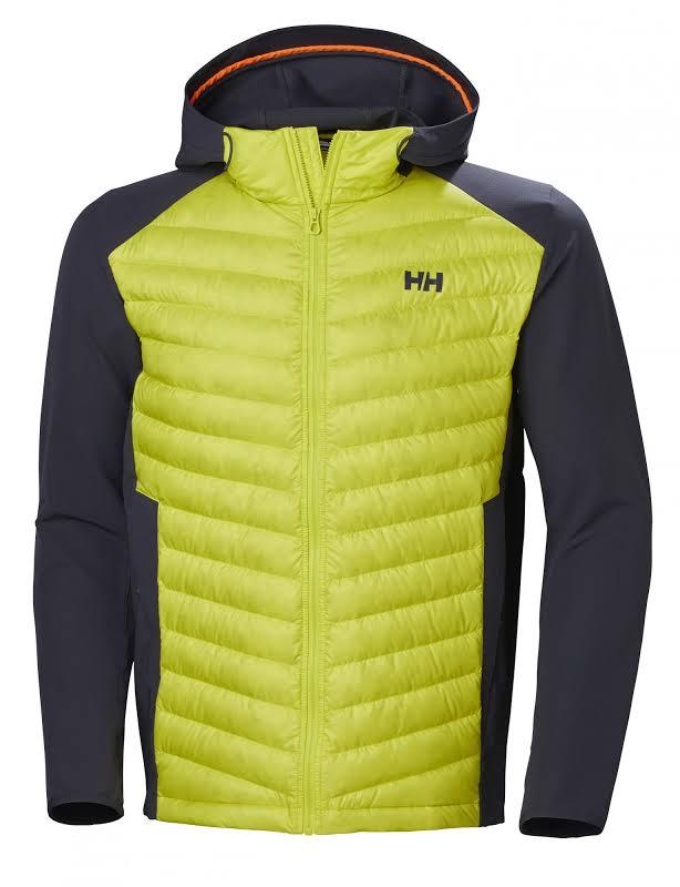 Helly Hansen Verglas Light Jacket Sweet Lime Medium 62780-350-M