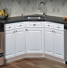Attractive Kitchen Sink Base Cabinets All Home Decorations - Corner kitchen base cabinet