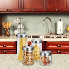 coloratura canister set 3 piece set 57505 the home depot