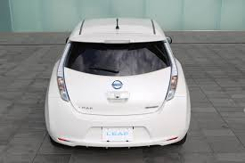 nissan leaf year changes nissan unveils 2013 leaf with new electric motor cheaper s grade