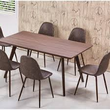 MidCentury Modern Kitchen  Dining Room Sets Youll Love Wayfair - Century dining room tables