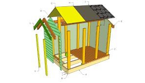 backyard playhouse plans idea the latest home decor ideas