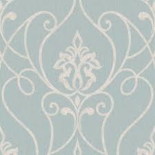 holden décor portobello grey floral damask wallpaper damask