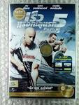 dvd Fast Furious ภาค 5 เร็ว แรงทะลุนรก 5 / cat evs (เสียงไทย ...