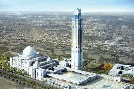 La grande mosquée d'Alger