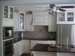 White Kitchen Cabinets With Black Granite Countertops by Interior Design Appealing Kraftmaid Kitchen Cabinets With Marble