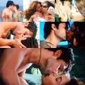 aarti chabria kiss