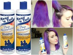 Shampoo For Dry Hair And Hair Loss Mane U0027n Tail Review U0026 Hair Growth Progress Youtube