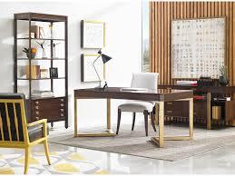 stanley furniture crestaire mid century modern vincennes writing