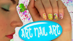 art nail art nail tutorial for 5 easy nail art designs no tools