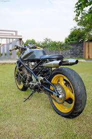 suzuki bandit gsf400 cafe racer by muhammad robbi motorcycles