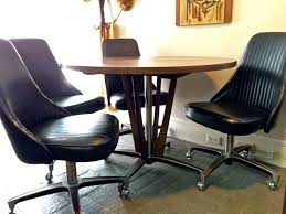 Swivel Dining Room Chairs Rolling Dining Chairs Chair Casters Dining Chair Casters Dining