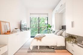 Modern MicroApartments For Living Large In Big Cities - New apartment design