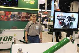 live at fabtech victor technologies