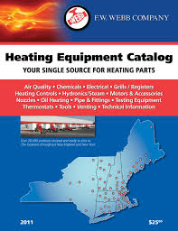 2011 heating catalog by f w webb company issuu