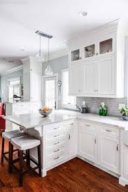 Kitchen Cabinets Handles Pictures Of White Kitchen Cabinets Beautiful Painted Kitchen