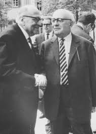 Adorno and Horkheimer