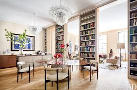 Steven Harris And Lucien Rees Robertss Spacious New York City - New apartment design