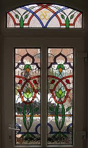 stained glass door film home entrance door design front door stained glass pinterest