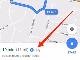 Fgoogle Maps Google Maps May Soon Tell You How The Parking Is At Your