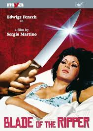 Blade of the Ripper (1971) aka The Strange Vice of Mrs. Wardh