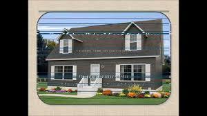 Cape Cod Modular Floor Plans by Century Arbor Ridge Cape Cod Modular Model 99700 Youtube
