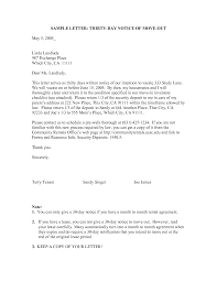 Template Formal Letter by Notice Letter Template Best Templateformal Letter Template
