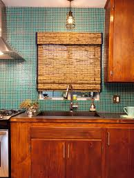 Mosaic Tiles For Kitchen Backsplash Glass Tile Backsplash Ideas Pictures U0026 Tips From Hgtv Hgtv