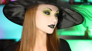 Halloween Kids Witch Makeup by Pretty Witch Makeup Tutorial Youtube