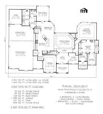 5 bedroom house plans luxury style 5933 square foot home 2 story