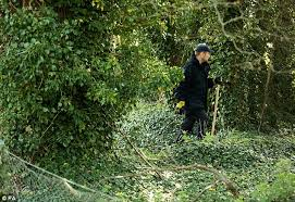 Police drain missing Helen Bailey     s garden cesspit and send     Daily Mail