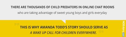The Amanda Todd Story NoBullying  NoBullying