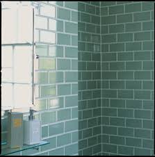 subway tiles for contemporary bathroom design ideas u2013 glass subway