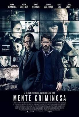 Mente Criminosa Torrent Dual Áudio (2016)