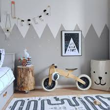 wheels everywhere scandinavian style kids room by selinej on