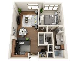 One Room Apartment Floor Plans Floor Plans And Pricing For Domus Philadelphia