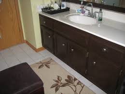 Bathroom Vanities Ideas Colors The Colorful Painted Bathroom Cabinets Inspiring Home Ideas